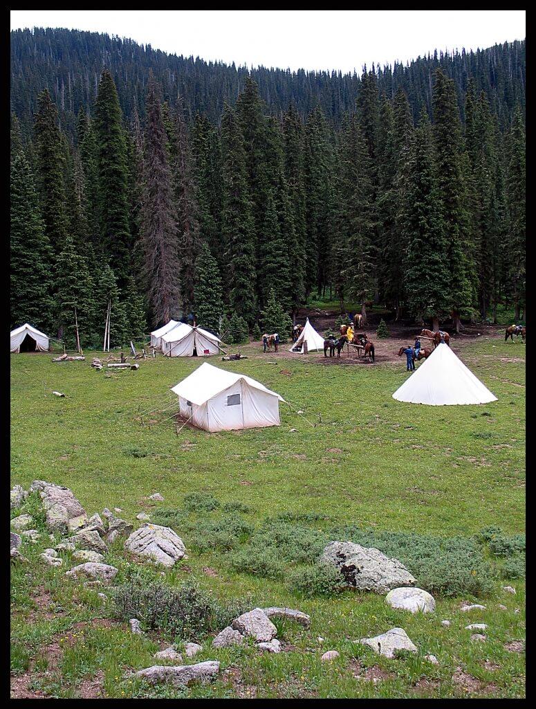 Lower Park Camp