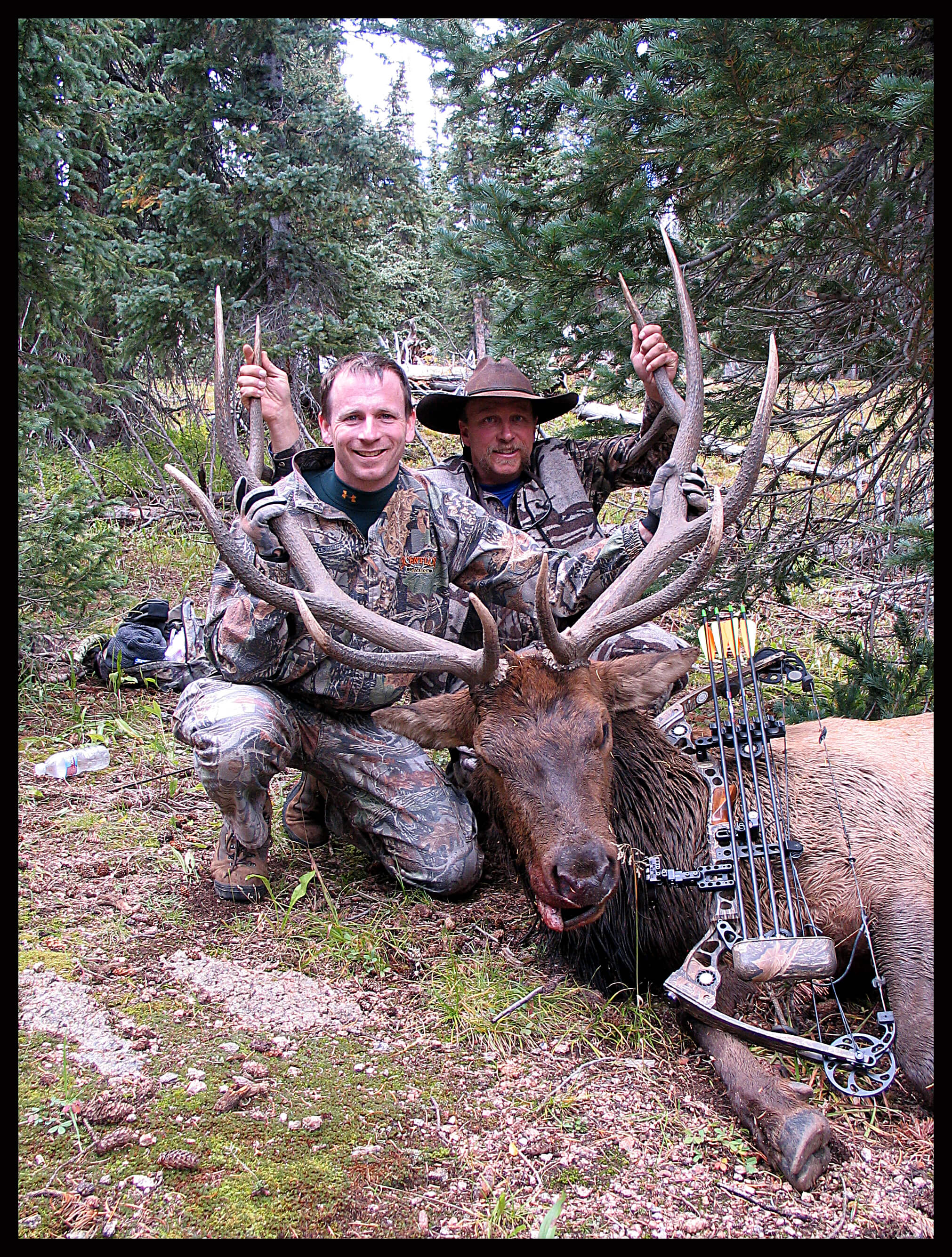 Full Service Guided Hunts - Over the Hill Outfitters, Inc